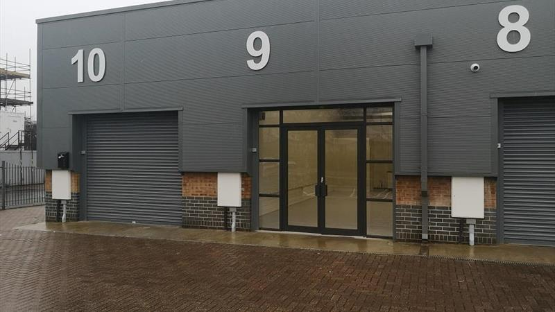New Self Contained Industrial Unit