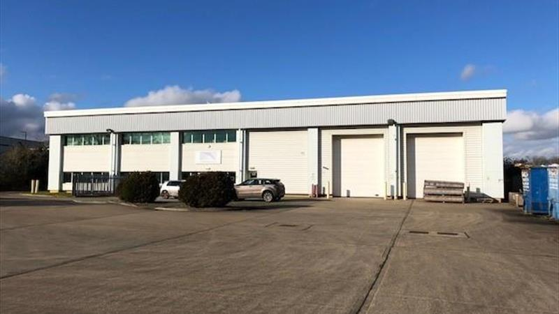 Modern Detached Industrial Unit