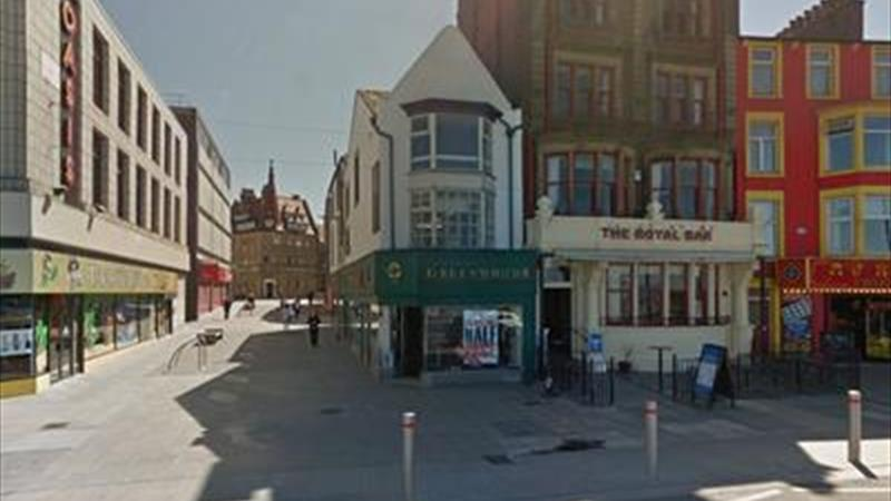 Prominent Seafront Retail Unit For Sale