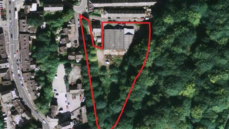 Industrial Development Site To Let / May Sell