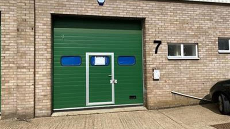 Light Industrial Unit To Let