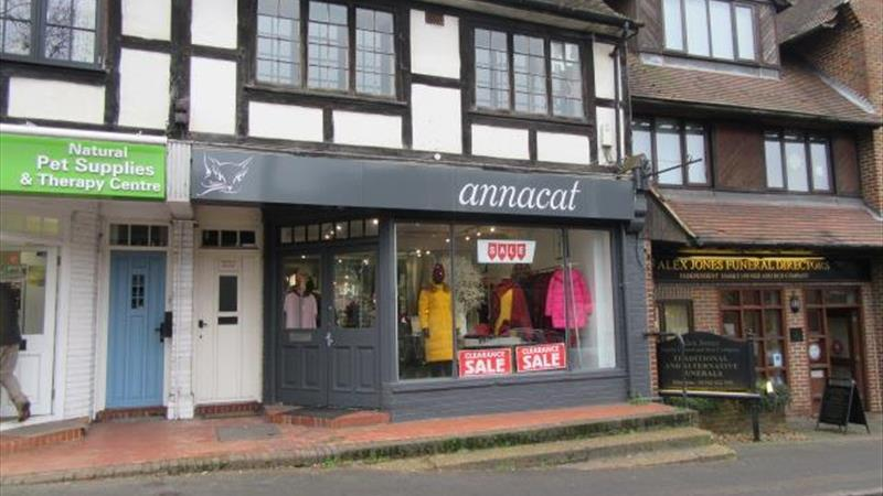 Well Presented Retail Premises