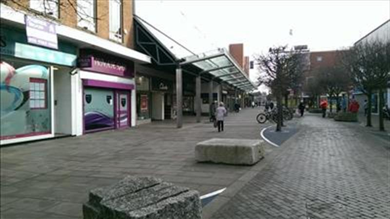 City Centre Lock Up Shop To Let