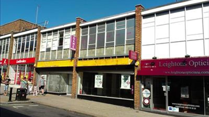 Double Fronted Retail Unit With Offices