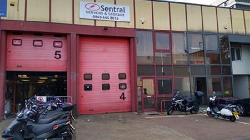 Industrial Investment with Office