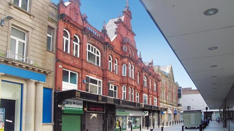 Town Centre Investment For Sale