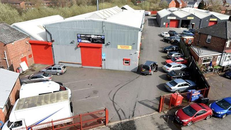 Fully Tenanted Industrial Units
