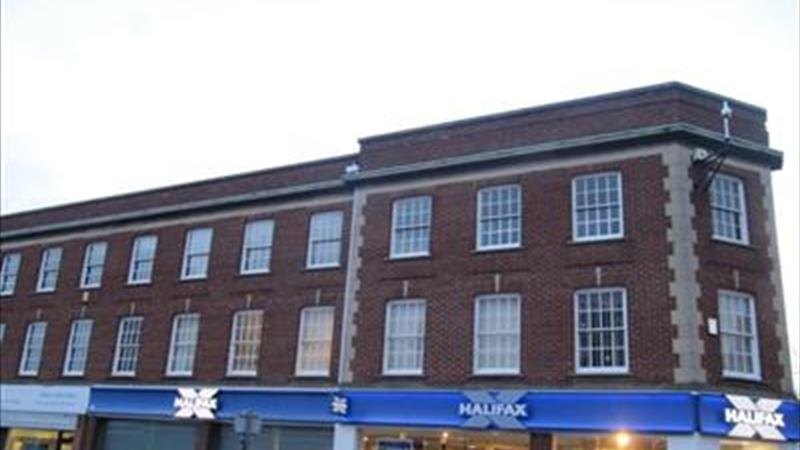 Serviced Town Centre Office To Let