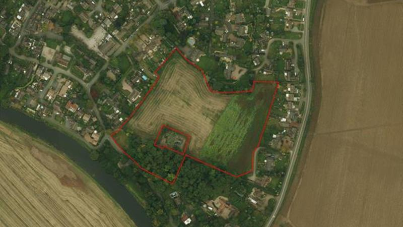 Land With Planning For Sale
