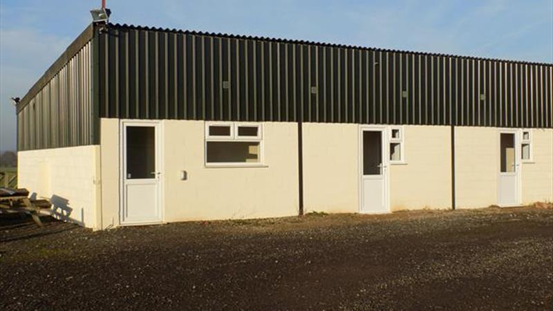 Self Contained Catering / Office Unit