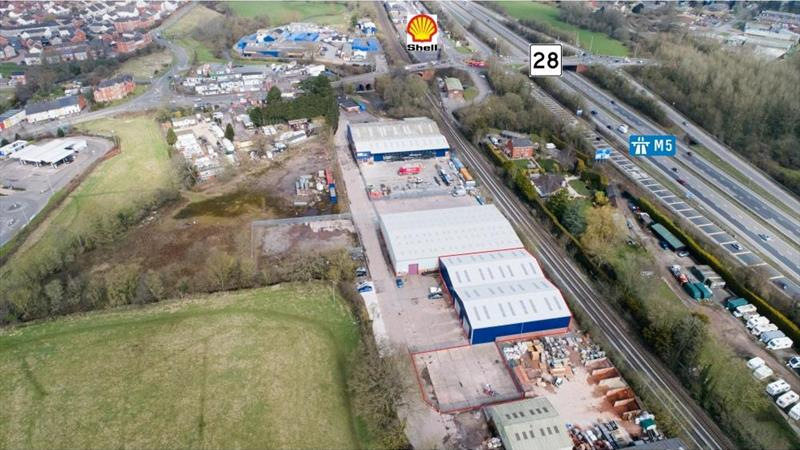 Unit C4 Longbridge Meadow Industrial Estate