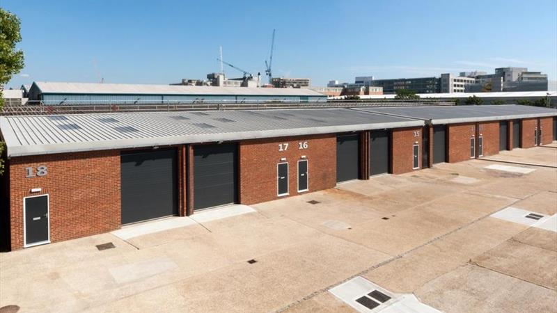 Unit 16 Warnford Business Centre