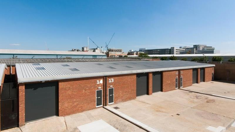 Unit 14 Warnford Business Centre