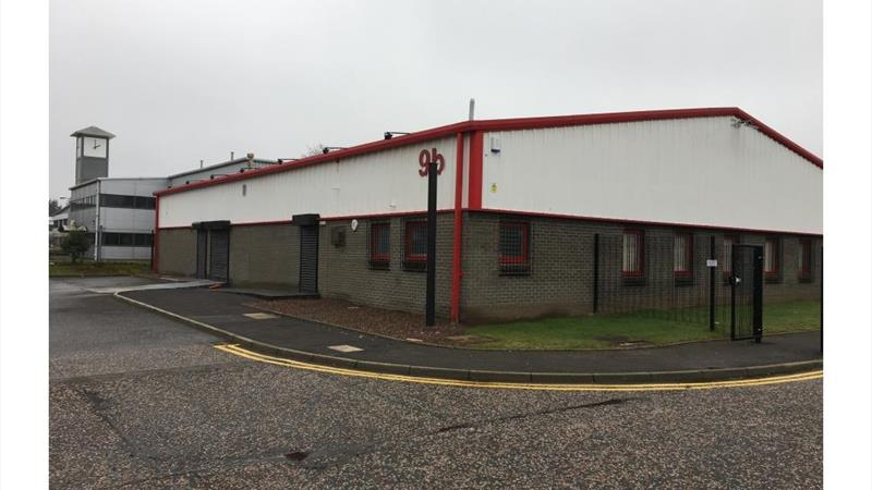Edinburgh, Lothian commercial industrial property for sale