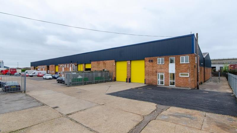 Unit C6 Deacon Trading Estate