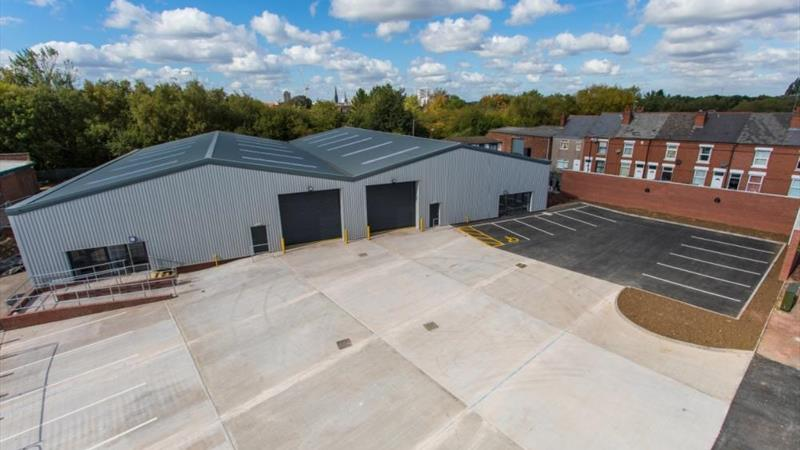 Unit 5 Bilton Industrial Estate