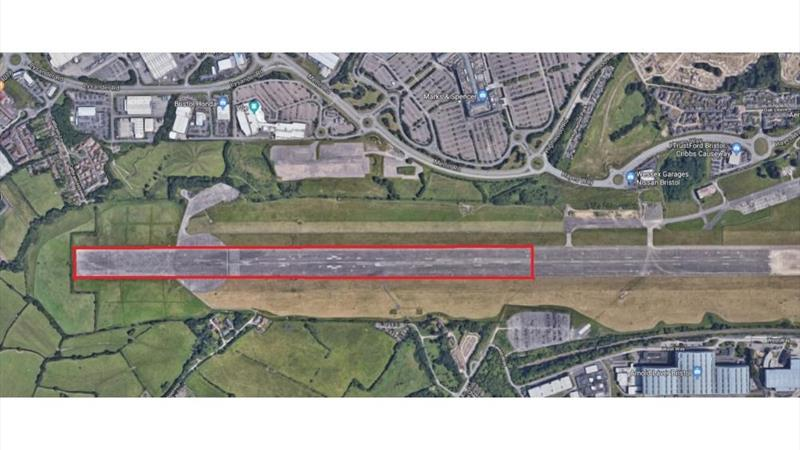 Open Storage on Filton Airfield