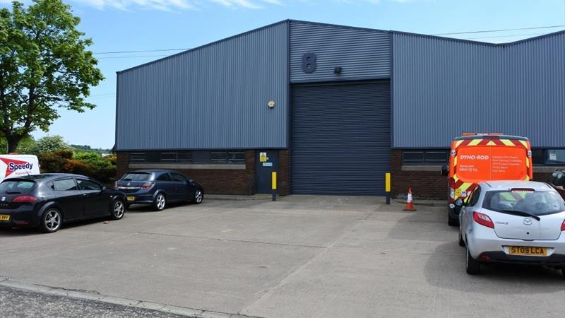Unit 8 Belleknowes Industrial Estate