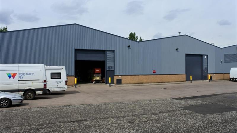 Unit 27 & 28 Belleknowes Industrial Estate