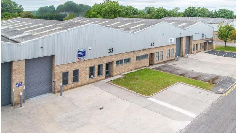 Units 31 & 33 Beeches Industrial Estate
