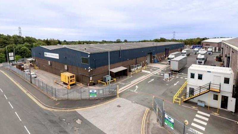 Units 2 & 4 Jamage Industrial Estate