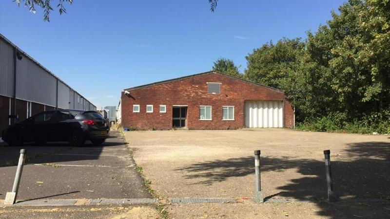 Unit 16 Ashford Industrial Estate