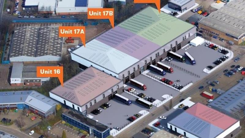 Units 16-18 White Lodge Trading Estate