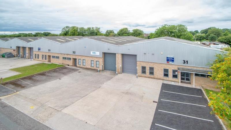 Unit 31 Beeches Industrial Estate