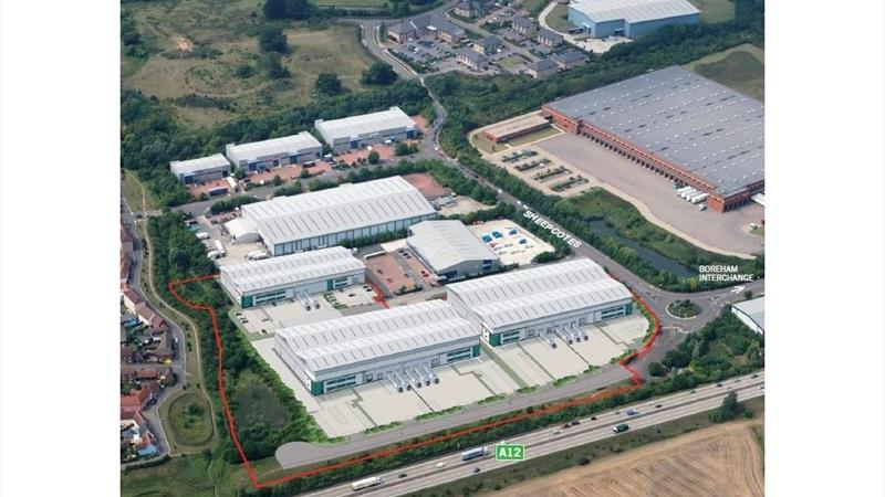 Unit 4, Springfield Business Park