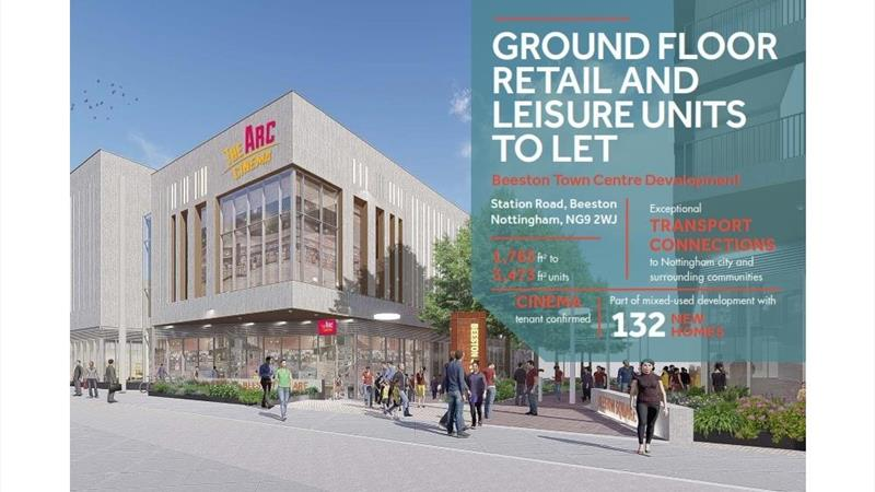 Beeston Town Centre Redevelopment