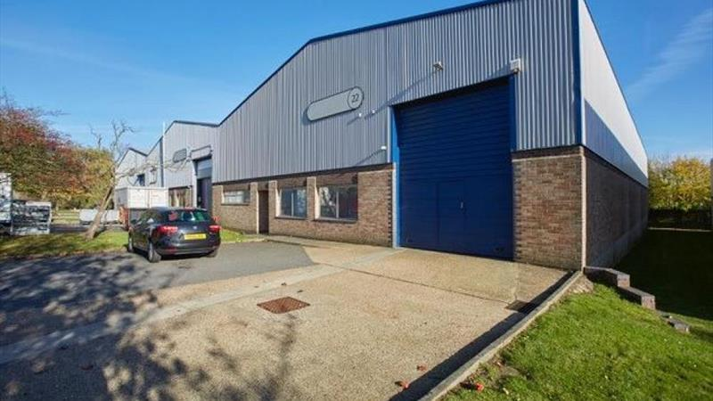 Bicester Road Industrial Estate