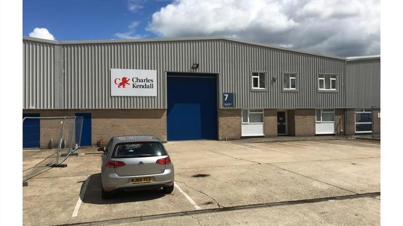 Unit 7 Boyatt Wood Industrial Estate