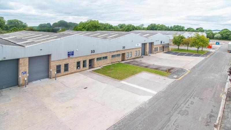 Unit 33 Beeches Industrial Estate
