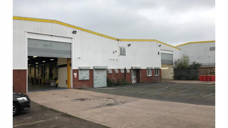 Unit 4 Hockley Industrial Estate