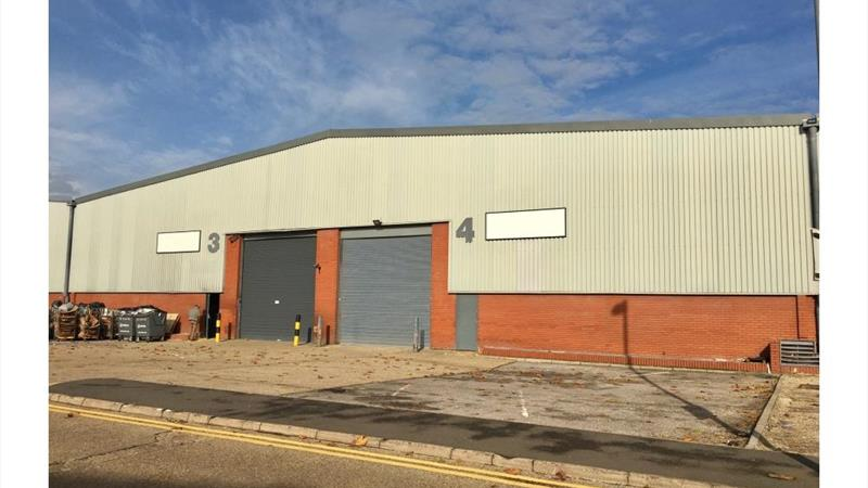 Unit 4 Airlinks Industrial Estate