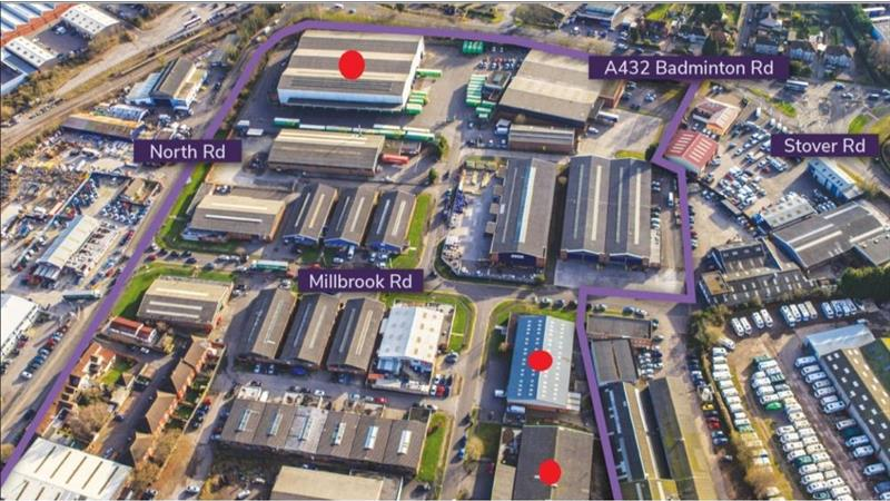 Unit M6 Stover Trading Estate
