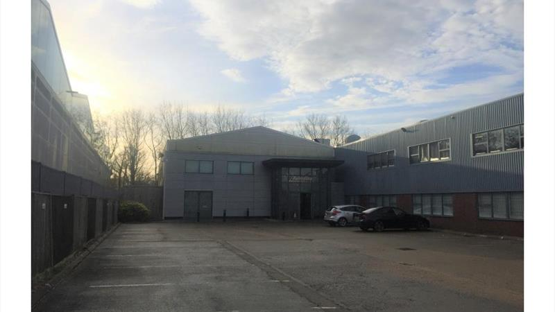 Unit 5 Priors Industrial Estate