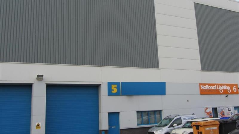 Unit 5, Yardley Business Park