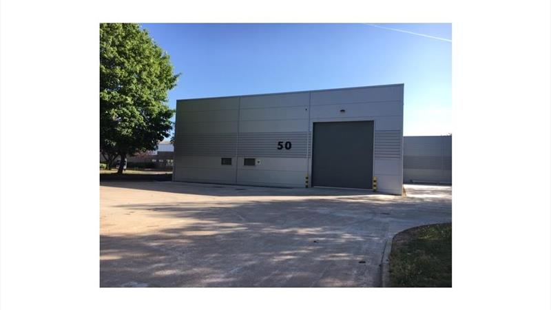 Unit 50 Beeches Industrial Estate