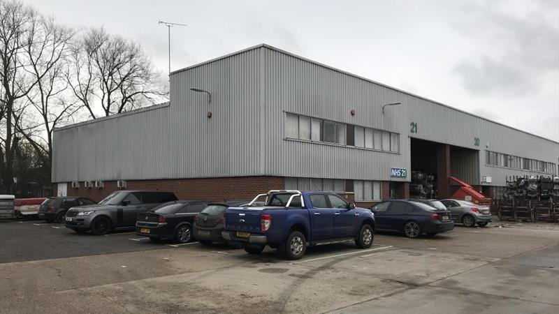Unit 21 Stocklake Park Industrial Estate
