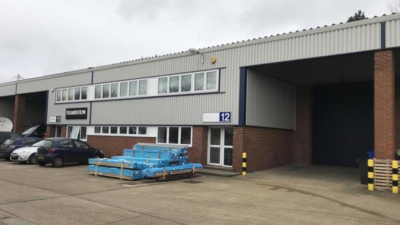 Unit 12 Stocklake Park Industrial Estate