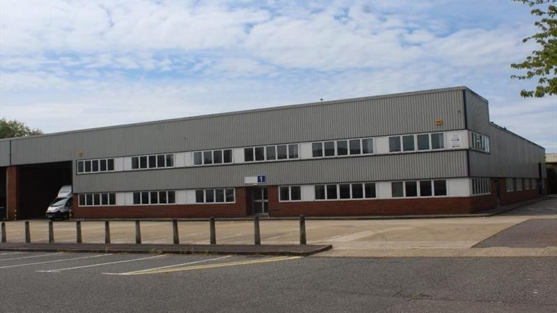 Unit 1 Stocklake Park Industrial Estate