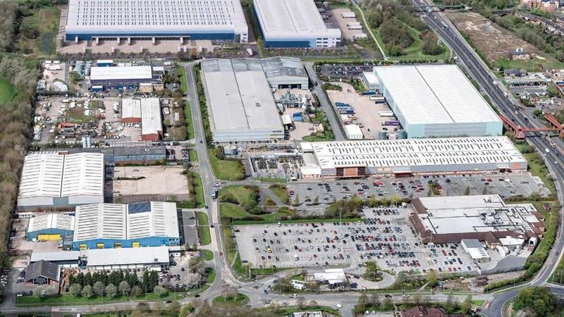 Stoke Distribution Centre