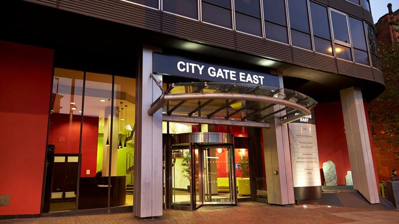 City Gate East