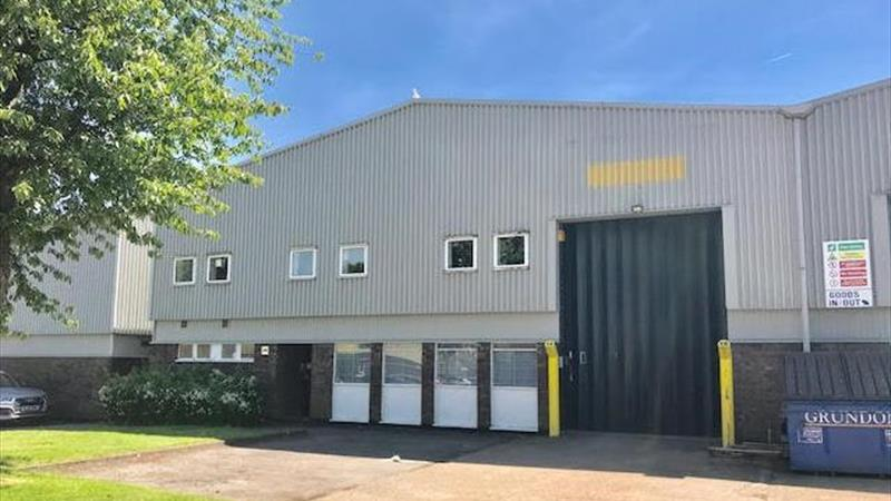 Unit 14, M40 Industrial Centre