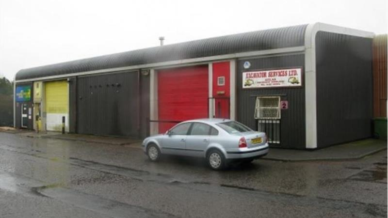 Caldwellside Industrial Estate