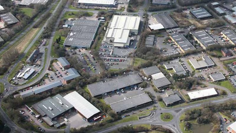 Madeley Industrial Estate