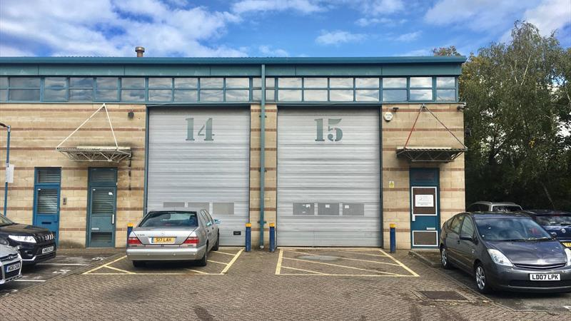 Unit 15, Brook Industrial Estate