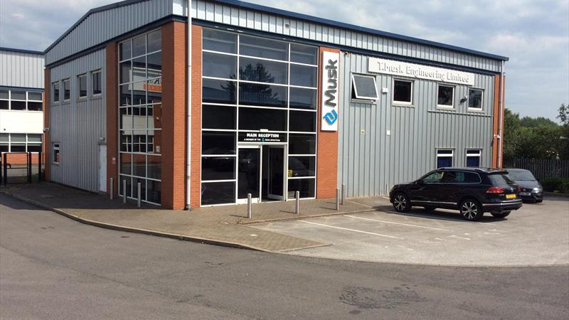Unit 3, Astron Business Park, Swadlincote
