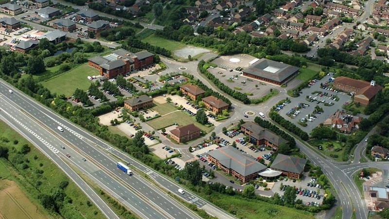 Blackbrook Business Park